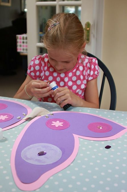 Childrens #Fairy Party - Craft parties for kids in a box