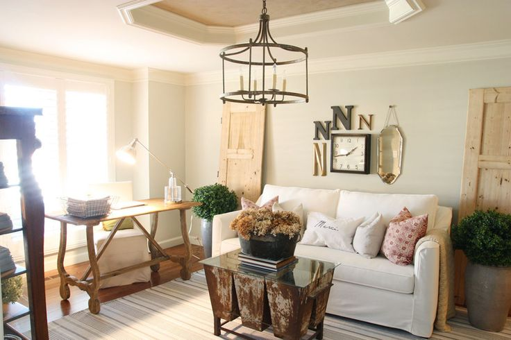 1484 best images about paint colors neutrals on pinterest for Benjamin moore monterey white