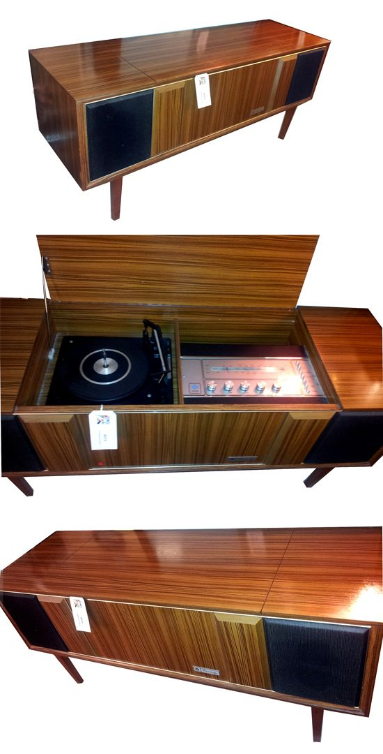 1970s PYE stereo radiogram model: Cambridge1225. Our old stereo....huge.