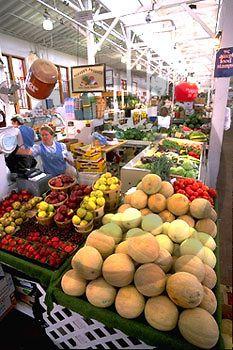 historic farmers market, Harrisburg, PA