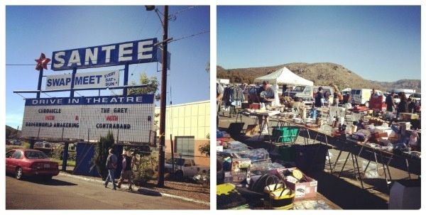 santee swap meet information