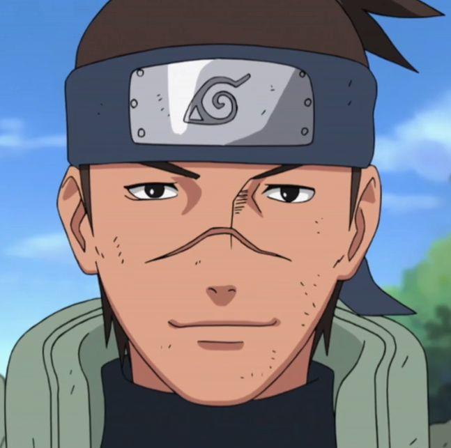 Iruka Umino Naruto | Iruka Umino - Wiki Naruto