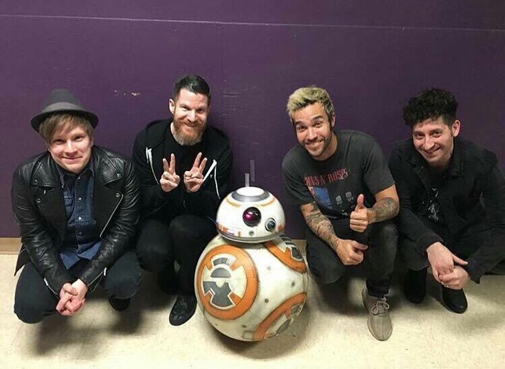They all look like kids who got to meet their hero