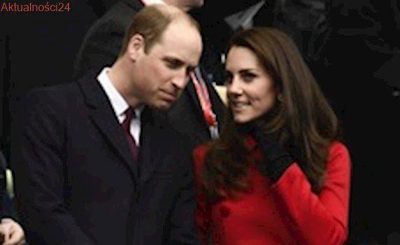 Książę William i księżna Kate już w Polsce