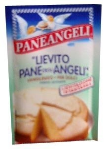 Italian baking powder flavoured with vanilla  'Lievito Pane Degli Angeli', 16g www.amazon.com