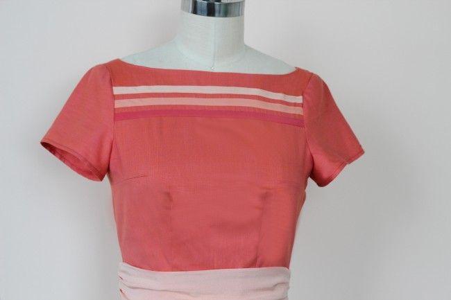 Bias Bands #sewing #details