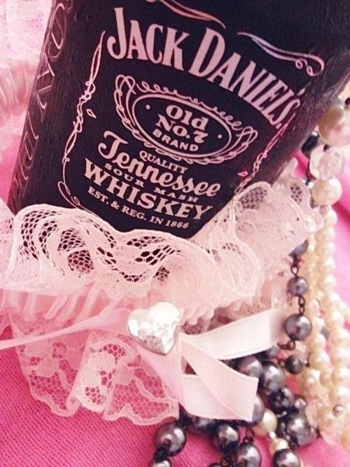 Girly Jack Daniels