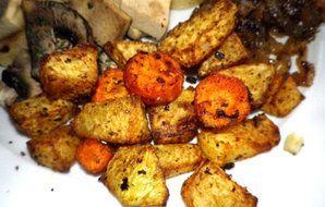 Kholrabi & Carrots (Actifry) Recipe - Recipezazz.com