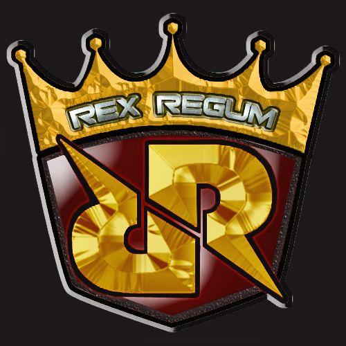Rrq Logo Gold Mlbb Rdart Karya Seni 3d Gambar Grafit Ilustrasi Ikon