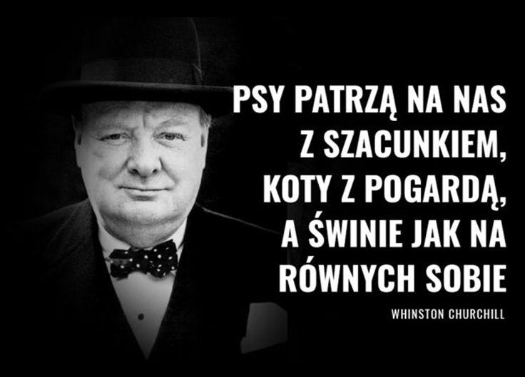 Whinston Churchill