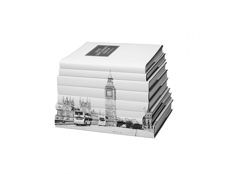 London Book Set - Stack of Eight   Juniper Books   Goop.com : Amazing book set of my favorite city! Must have.