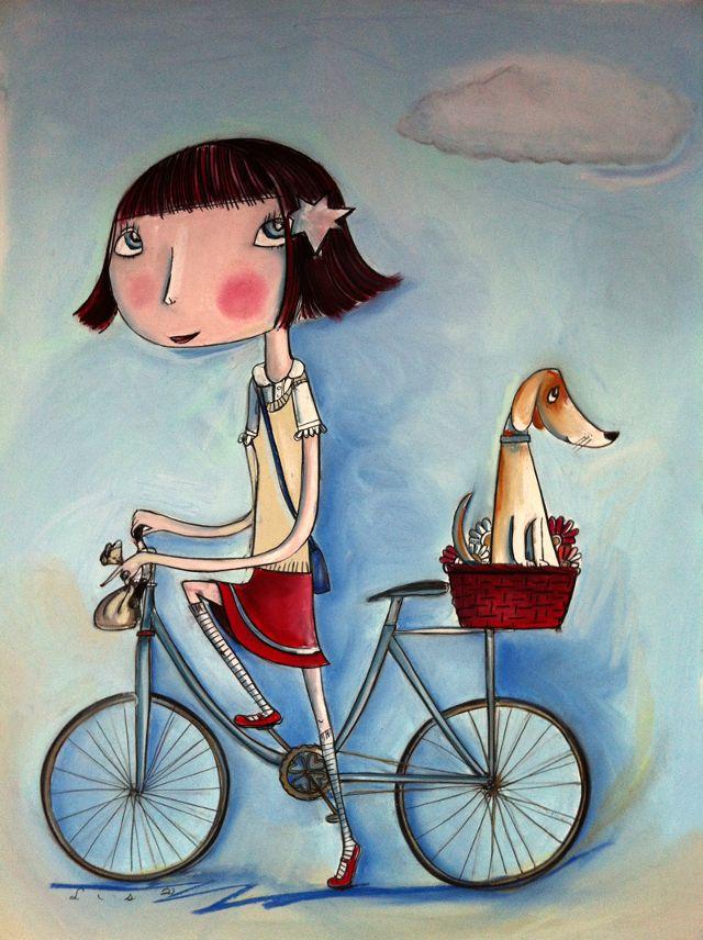 Entre Lápis e Pincéis: Lisa Coutts