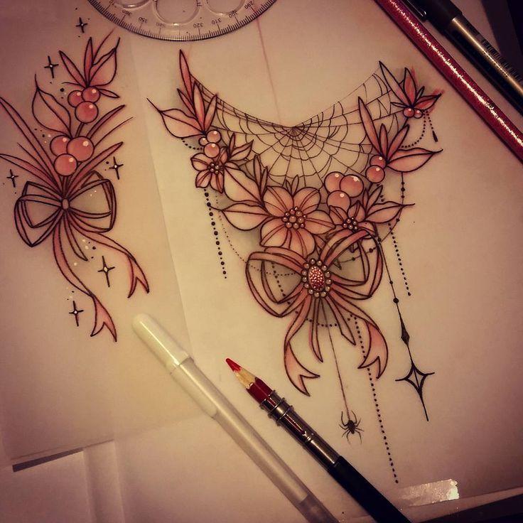 Tatto Ideas 2017 – 697 Likes, 17 Comments – sophie adamson (@sophieadamson_tattoo) on Instagram: …