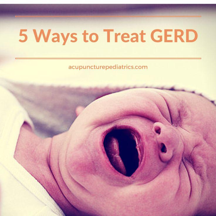 ways to treat GERD