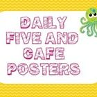 Enjoy these free ocean animal themed Daily Five and Cafe posters inspired by The Sisters!  If you like this product, you may also like the other Oc...