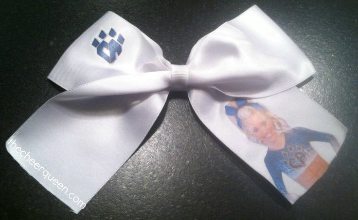 Cheer Athletic's Jamie Andries Cheer Bow... Ironic how they made one for Matt and Jamie and now they're dating haha: Cheer Athletics, Cheer Ideas, Cheerathletics, Cheer Athletic S, Andries Cheer, Cheer Bows 3, Cheer Bowlol, Cheer Life, Cheer Leading
