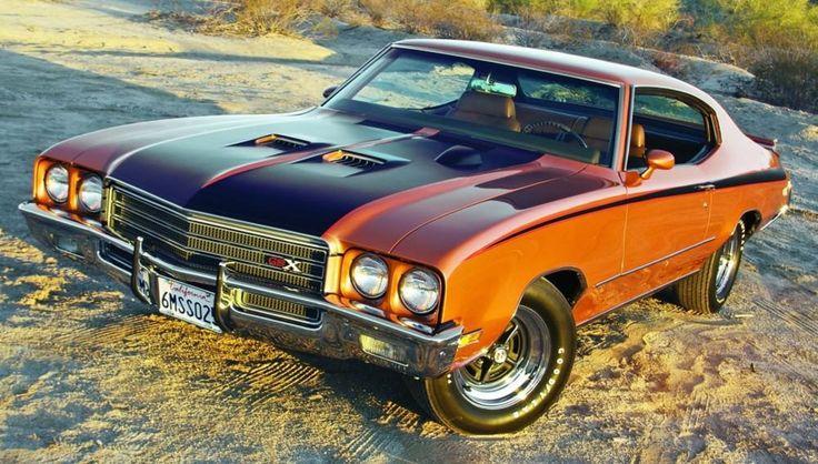 Buick GSX 1971-72