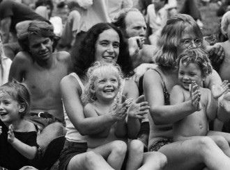 WOODSTOCK 1969 Woodstock Mom's - thousands of kids attended the festival with their parents. #diversity