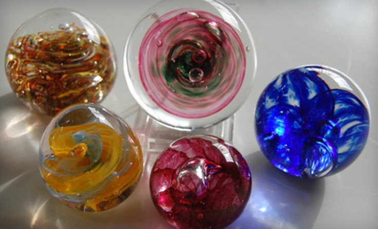 Groupon - $ 49 for a Weekday or Weekend Intro to Glassblowing Class at Glass Academy ($ 100 Value)