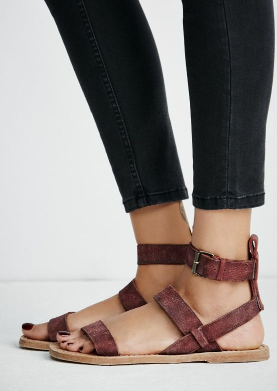 Crossfire Sandal \\  free people, sandal, shoes, footwear, cute, shopping, style, fashion,