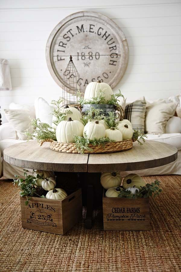 35 gorgeous fall decorating ideas to transform your interiors - Fall Decor Ideas