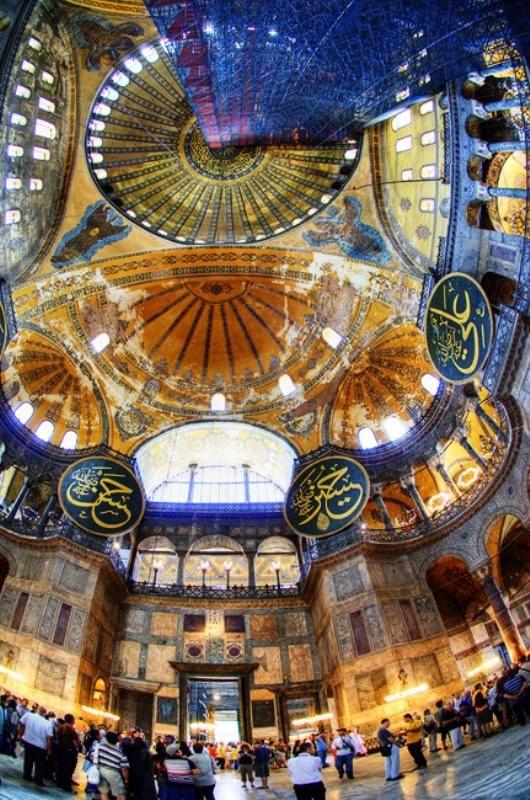 Ayasofia. Istanbul.