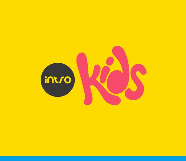 Intro Church - Intro Kids (logo and profile) by Andreas WiSle, via Behance