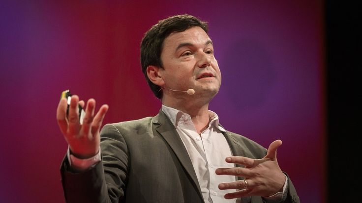French economist Thomas Piketty caused a sensation in early 2014 with his book on a simple, brutal formula explaining economic inequality: r > g (meaning that return on capital is generally higher than economic growth). Here, he talks through the massive data set that led him to conclude: Economic inequality is not new, but it is getting worse, with radical possible impacts.