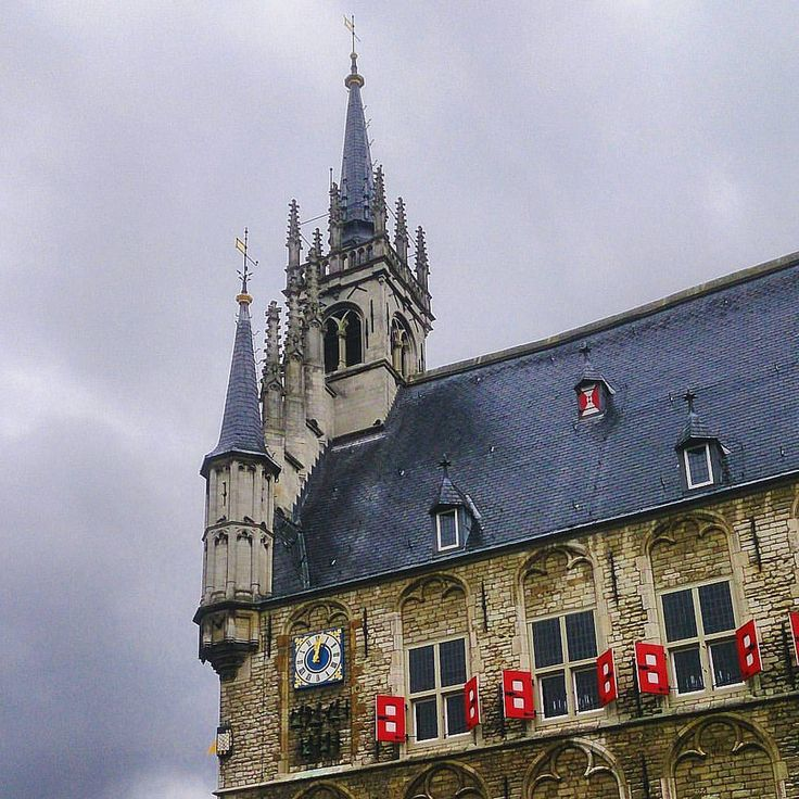 https://flic.kr/p/KXyRX2 | #Relivingthemoments: Gouda's stadhuis/City Hall  (#Gouda,#2015) #ZuidHolland,#Holland,#nederland,#Europa,#2016,#larkfilter,#cityhall,#Daytrip,#Rijksmonument,#gothicarchitecture   Made with: #sonyxperiaz   (BY: #KJVW 2015-2016)   #Beentheredonethat
