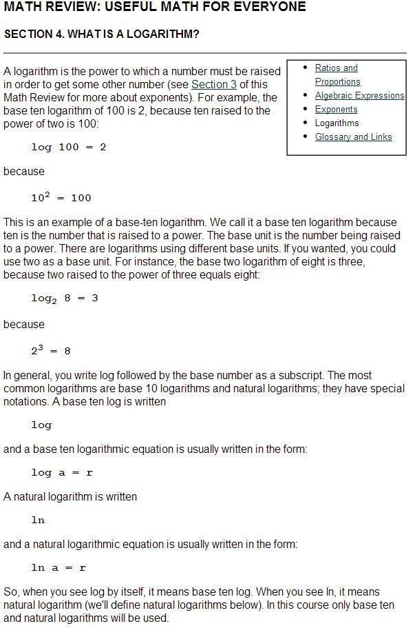 Best 25+ What is a logarithm ideas on Pinterest Water hair flip - arithmetic sequence example