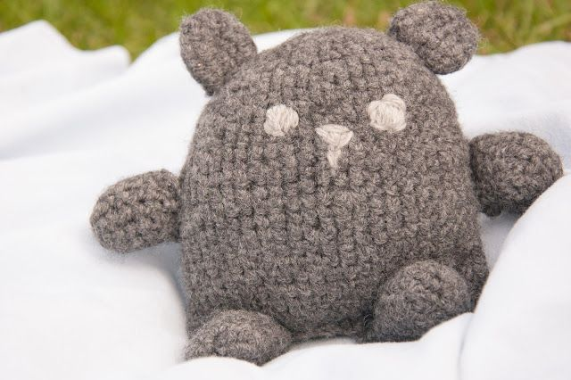 I can craft that!: Baby Gifts. Part 1 Crochet Bear