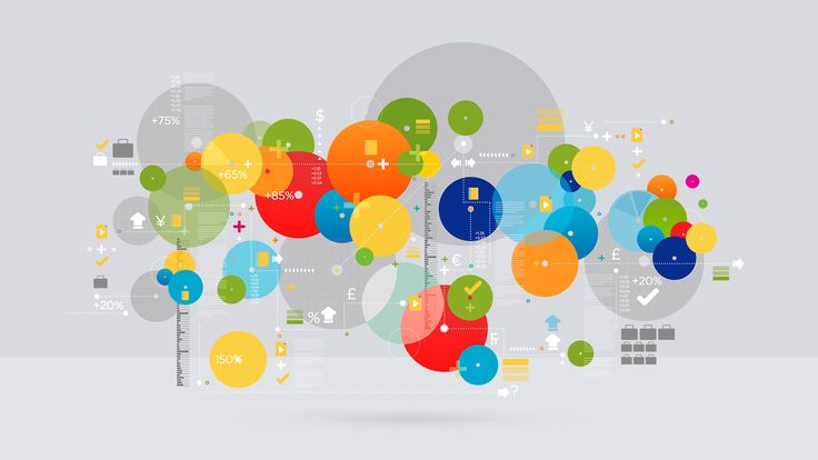 Infographics Designs for Goldman Saschs