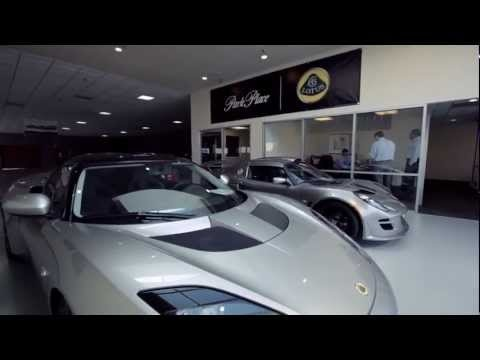 Park Place Lotus - Plano,Texas Come visit our Park Place Lotus Dealership to view our current selection. Visit us on our website at http://lotusplano.parkplacetexas.com/ to view our current inventory.