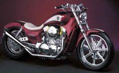 Kawasaki Vulcan 1500A super custom | Tech Review | Motorcycle Cruiser