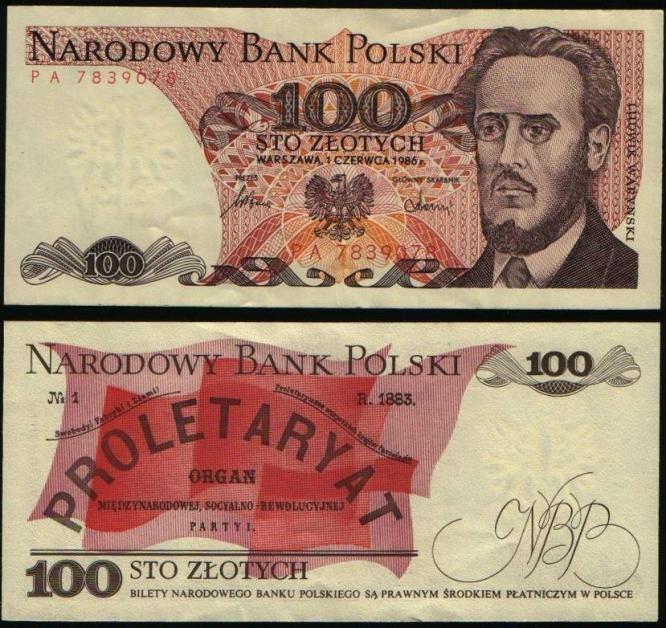 Marienburg.pl :: Zobacz temat - Pieniądze PRL