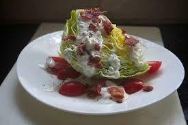 Claim Jumper Restaurant Copycat Recipes: Blue Cheese Wedge Salad