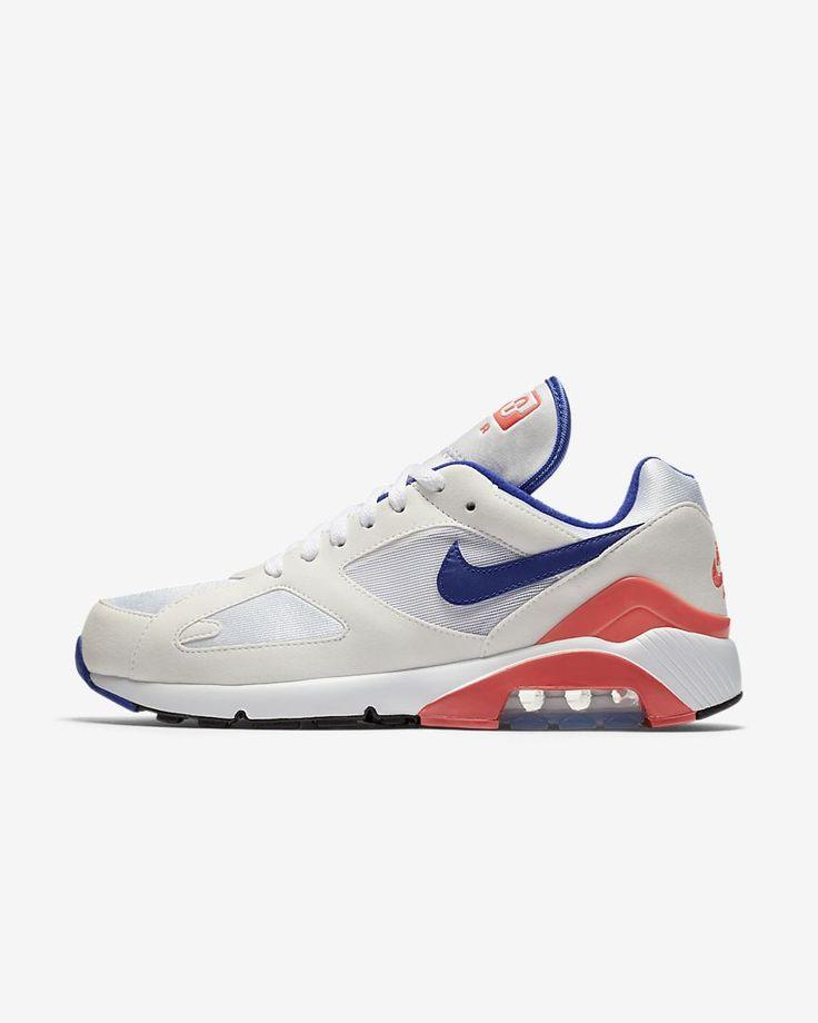 Nike Air Force 180 Citrouilles Élevés