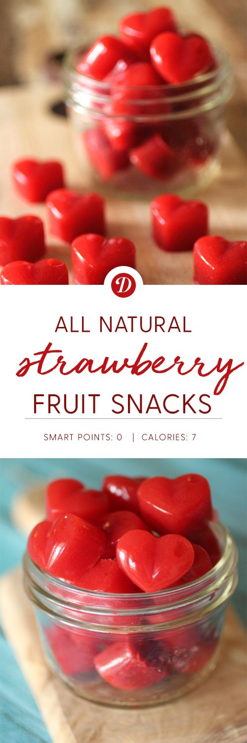 All Natural Strawberry Fruit Snacks