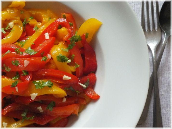 Marinované paprikové lusky | ZDRAVÉ TIPY