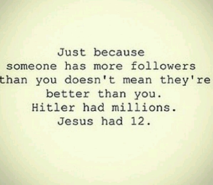Follower Quotes Sayings. QuotesGram