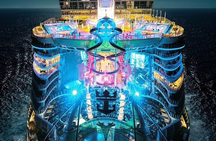 Royal Caribbean Unveils New Features of 'Symphony of the Seas'