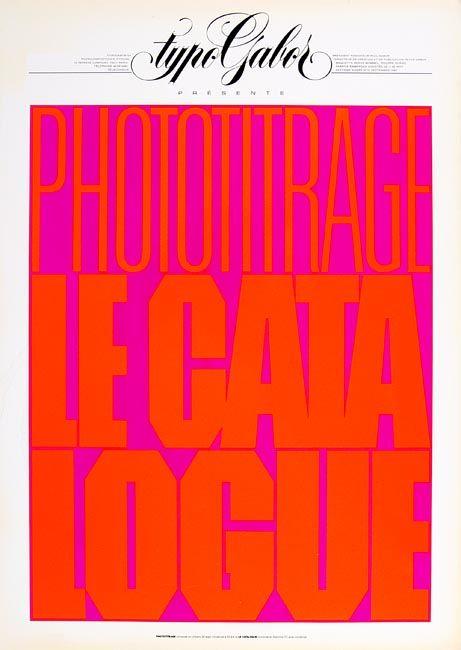 :: Type Gabor Catalogue, Paul Gabor ::