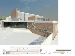 3d Model Secondary School in Carmona_Spain