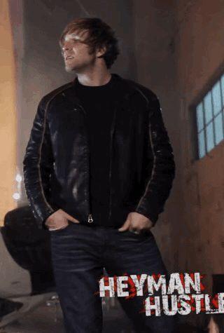 Dean Ambrose — ❤️