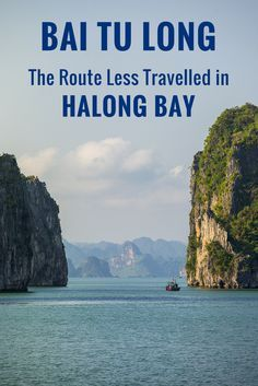 It's a shame how Halong Bay has been mercilessly spoiled by mass tourism. BUT, for visitors to Vietnam, there's still hope. Escape the crowds and polluted waters by sailing through Bai Tu Long Bay instead of the popular tourist route.