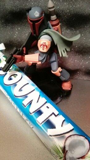 Bounty Hunter by DoktorToys #starwars #Boba Fett #bounty