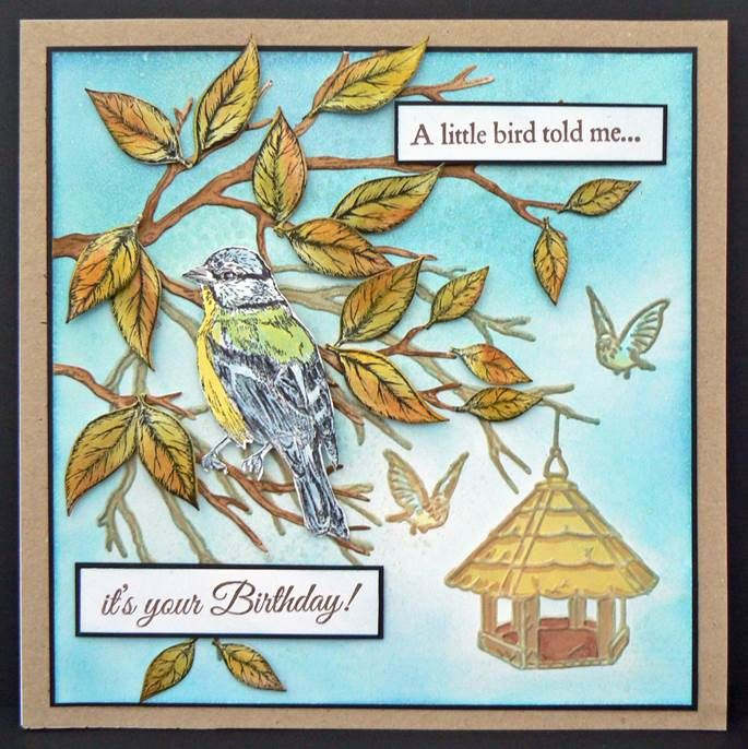 #BirthdayCard inspiration from the Sheena Perfect Partners Range! Shop now: http://www.createandcraft.tv/SearchGridView.aspx?fh_location=//CreateAndCraft/en_GB/$s=sheena%20perfect%20partners&gs=sheena%20perfect%20partners #papercraft #cardmaking
