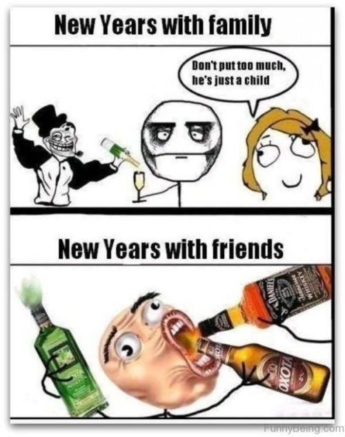 20 Funny New Year Memes | Funny | Pinterest | Memes, Humor and Rage ...