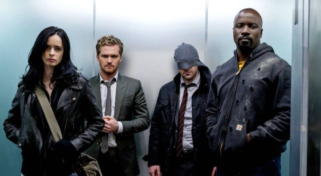 The Defenders Come Together in New Photo from the Netflix Series