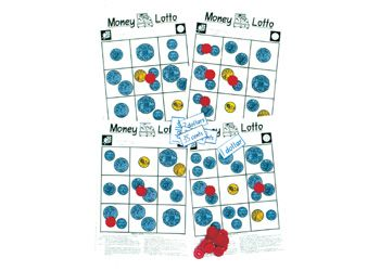 Money Lotto This game is designed to assist with the identification of Australian coins and to give practice in recognising that an amount of money can be tendered in many different ways